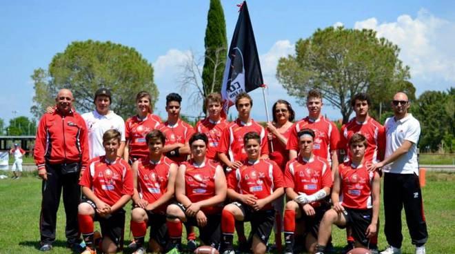 Condor under 17 flag football