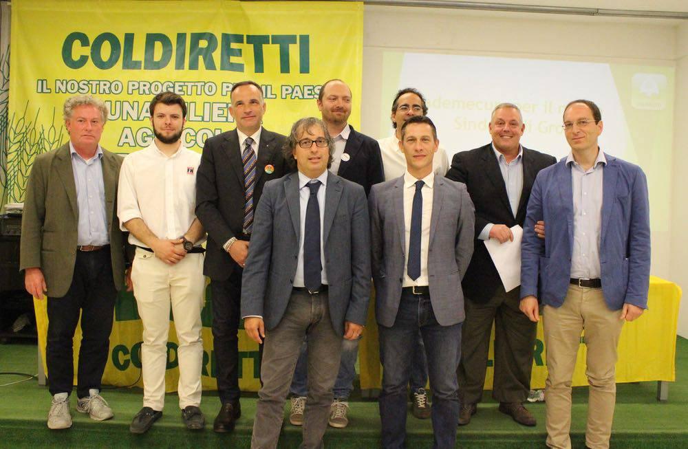 Confronto candidati Coldiretti
