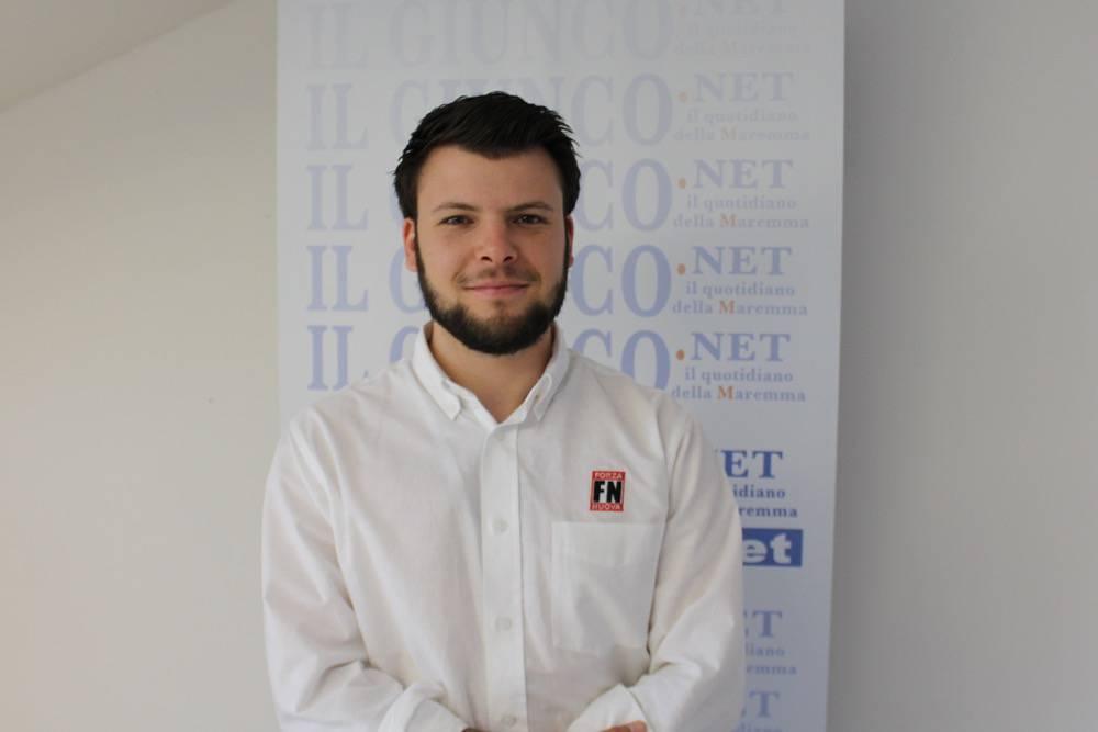 #ElezioniGrosseto16 - Federico Trotta in redazione