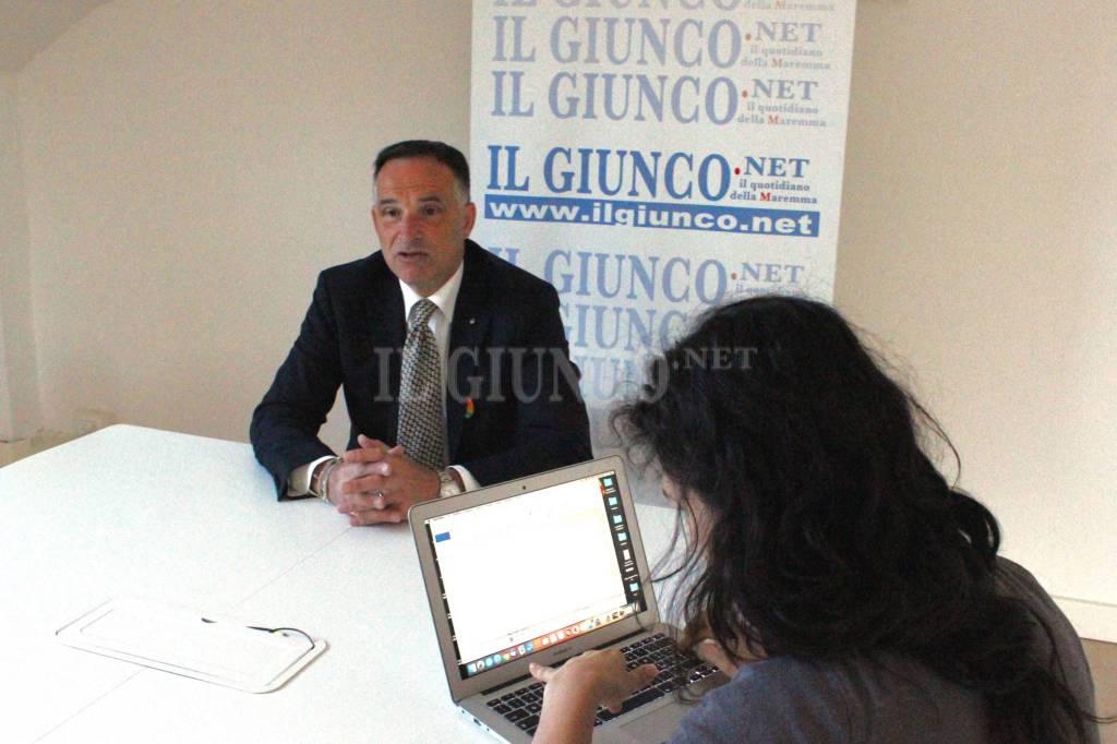 #ElezioniGrosseto16: Massimo Felicioni in redazione