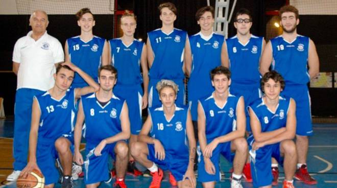 Follonica basket under 18
