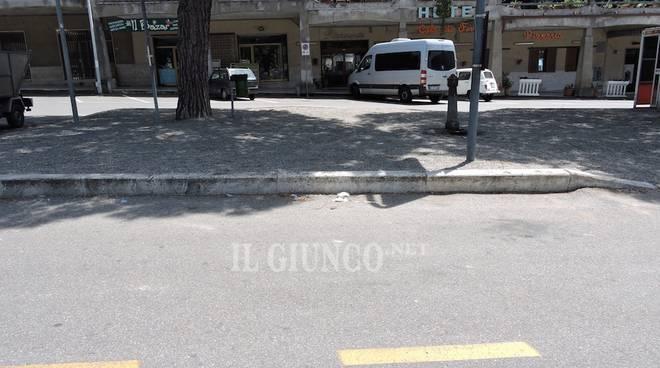 Fonteblanda piazza