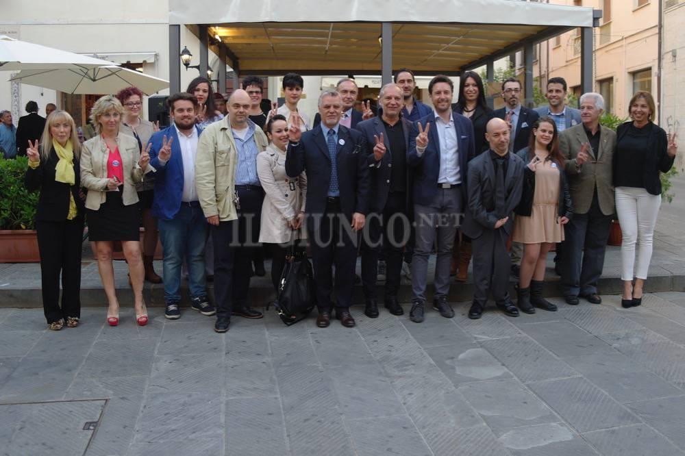 Fratelli d'Italia presentazione candidati