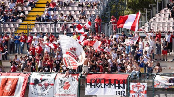 Grosseto-Olbia playoff