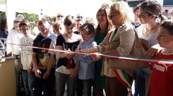 Inaugurazione scuola Fonteblanda