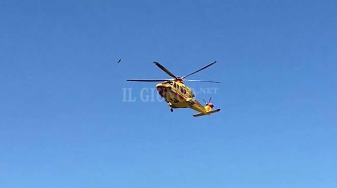 Incidente in città Castiglionese maggio 2016 Pegaso