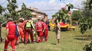 Incidente in città Castiglionese maggio 2016