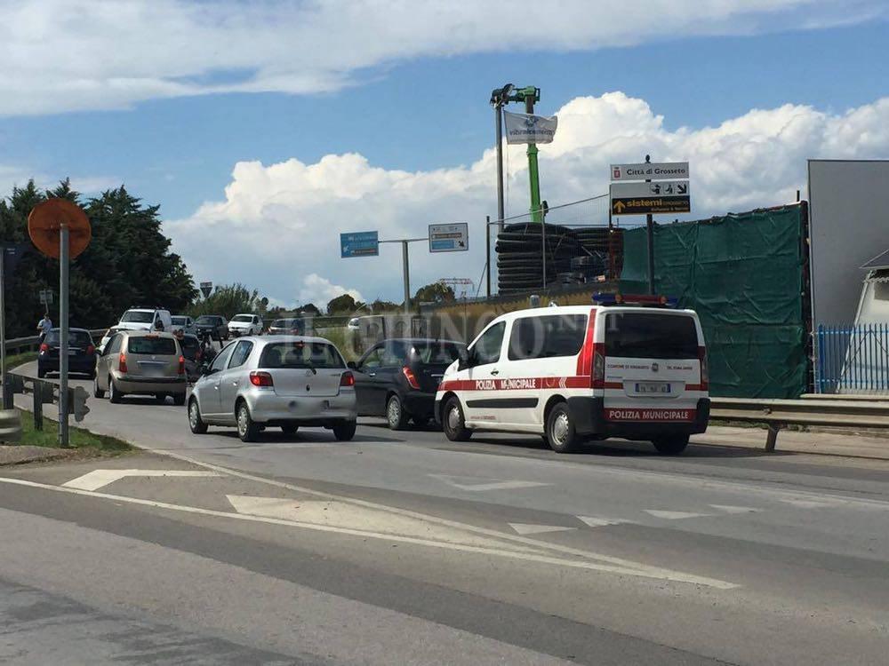 Incidente ponte Diversivo maggio 2016