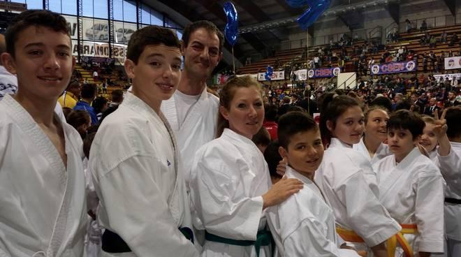 Karate Massa Marittima