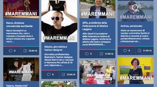 #maremmani nuovo sito