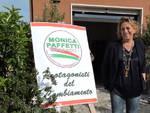 Monica Paffetti sede elettorale Albinia