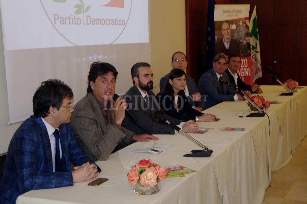 Pd presentazione candidati amministrative 2016