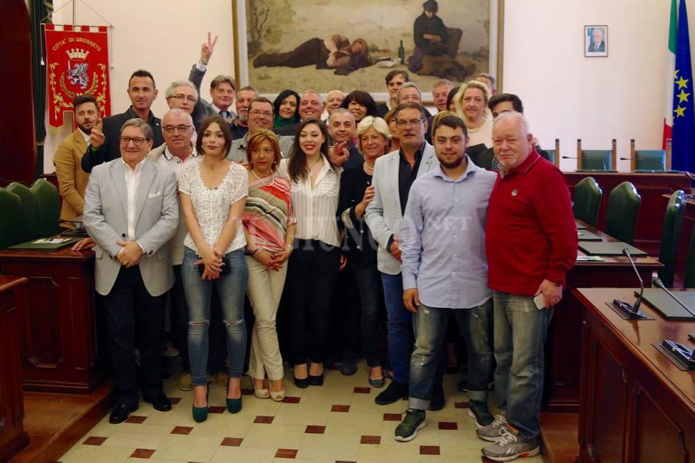Presentazione lista Lega Nord amministrative 2016