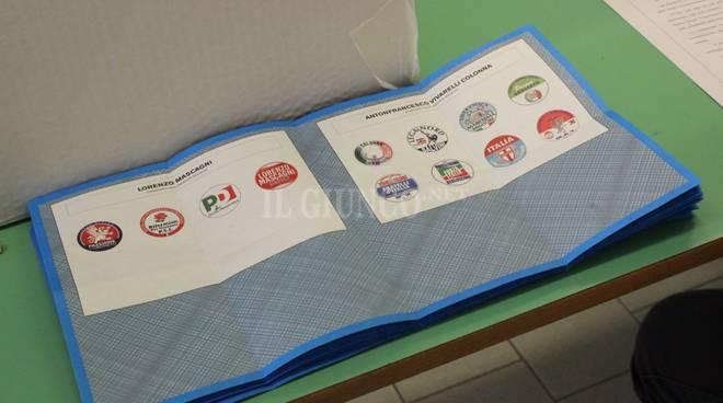 #BallottaggioGrosseto: seggi, urne, schede