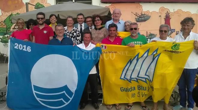 Bandiere blu castiglione