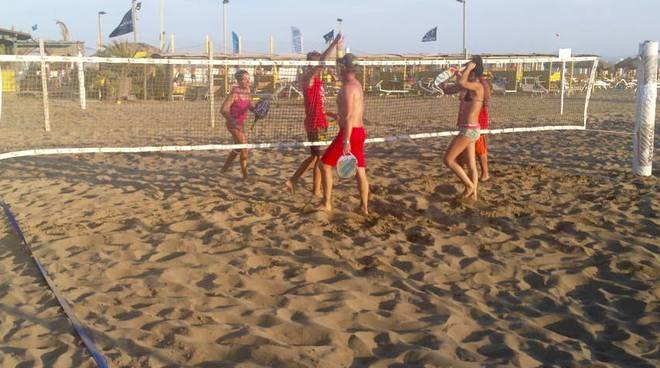 Beach Tennis Uisp