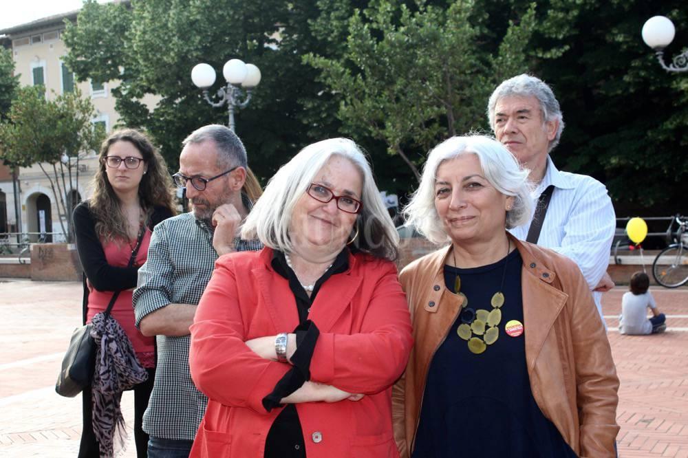 Chiusura campagna elettorale Massimo Ceciarini