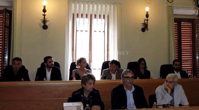 Consiglio comunale Orbetello