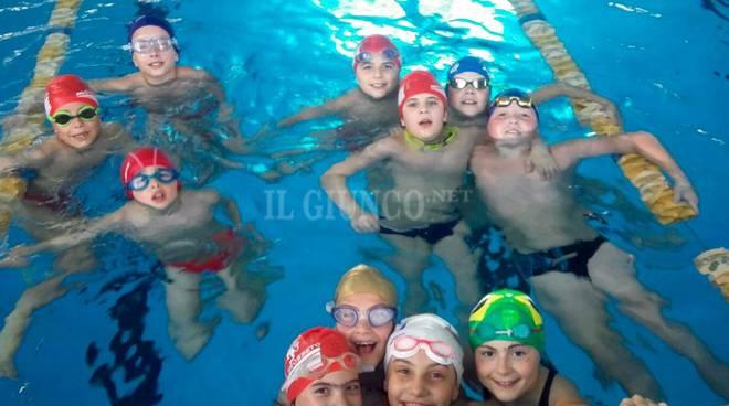 Nuoto ottimi risultati per gli esordienti grossetani - Piscina san marcellino ...