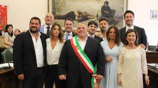 Giunta Vivarelli Colonna 2016