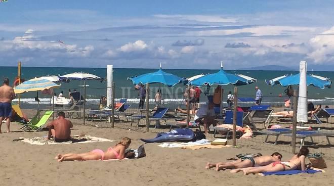 Marina di Grosseto spiaggia