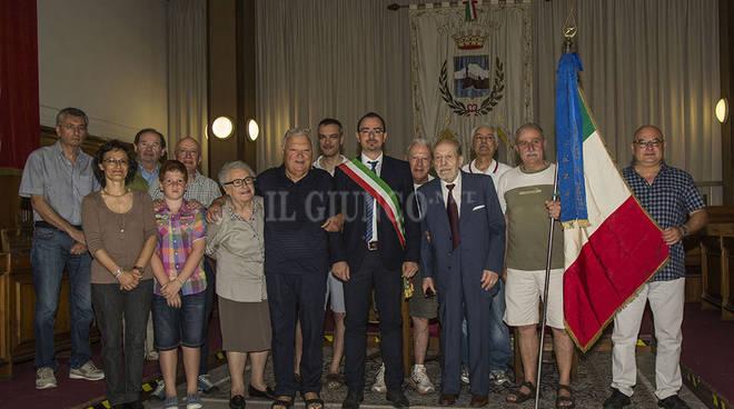 Partigiano Gennaro Barboni