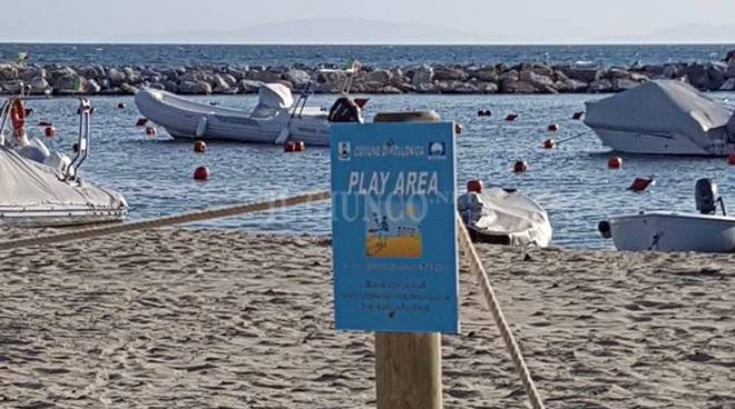 play area spiaggia
