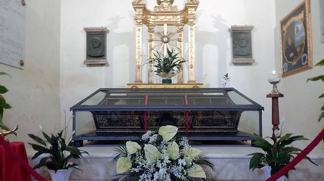 teca venerabile Giovanni Batignano