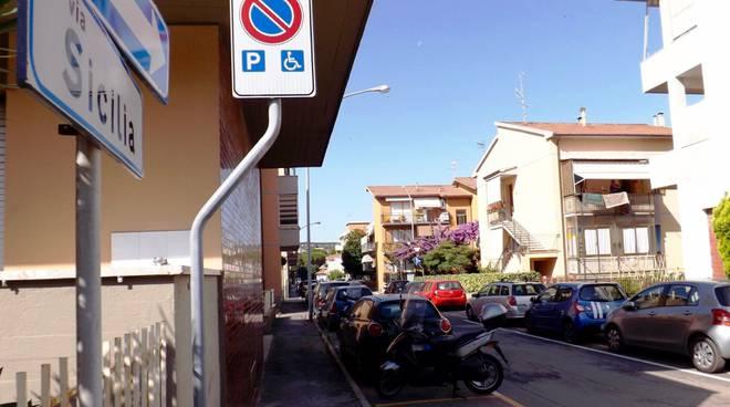 Via Sicilia Follonica