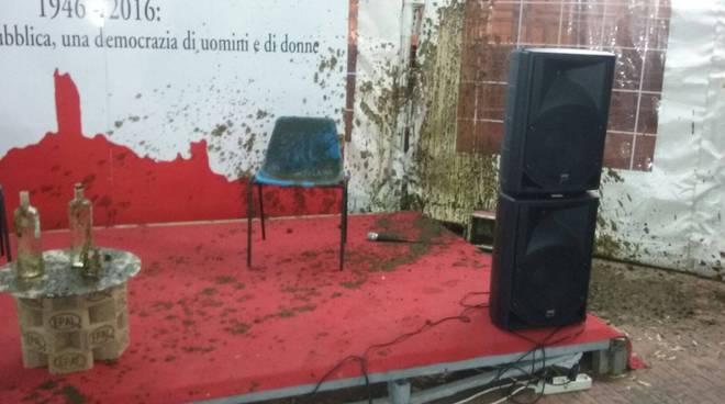 Aggressione Enrico Rossi