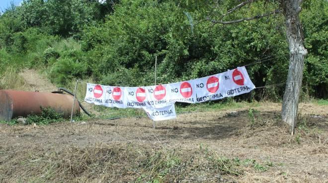Bagnore 4 - Protesta anti geotermia