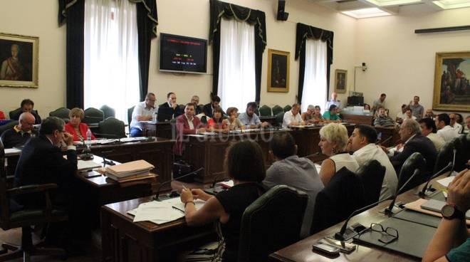 Consiglio Comunale (Grosseto Luglio 2016)