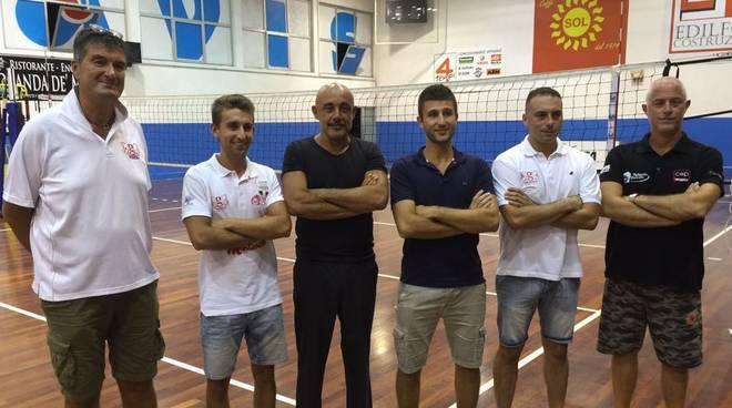 dirigenti Pallavolo Grosseto e Grosseto Volley
