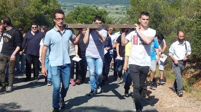 Gmg, oltre 300 giovani a Cracovia dal Papa. Guarda le foto