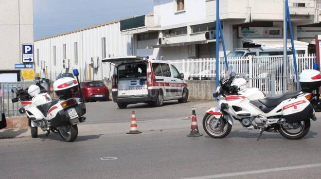 Incidente Aurelia Nord 26 luglio