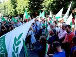 Manifestazione grano 2016