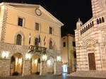 palazzo municipale gr notte
