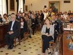 Primo consiglio comunale Vivarelli Colonna