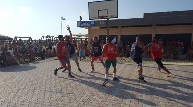 Beach Basket (3 contro 3)