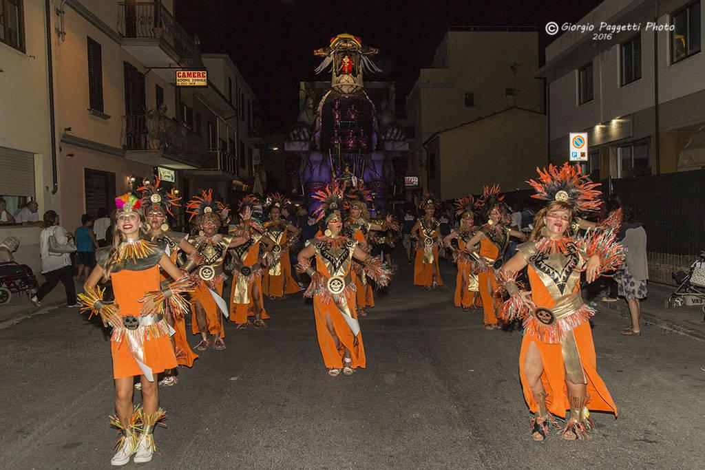 Carnevale estivo 2016 (II sfilata)