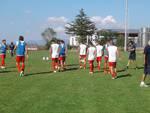 FC Grosseto allenamenti a Scansano