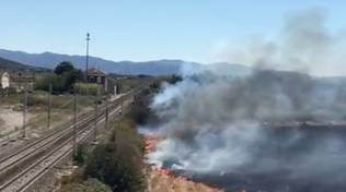 Incendio Ritorto (agosto 2016)