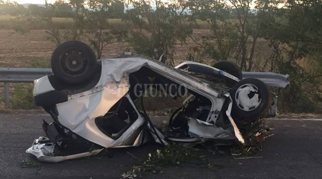 incidente rugginosa