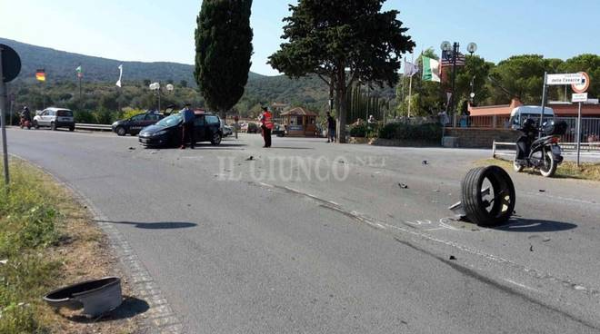 incidente Talamone 2016