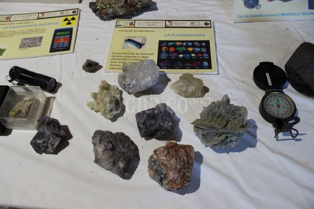 laboratorio Minerali