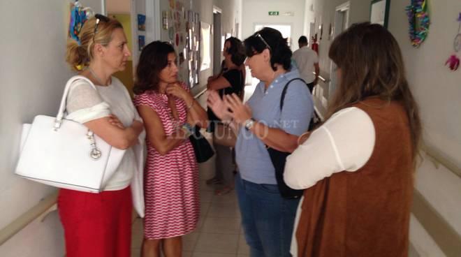 Saccardi in visita a Gavorrano 2016