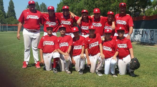 Tornei estivi Junior Gr Baseball allievi