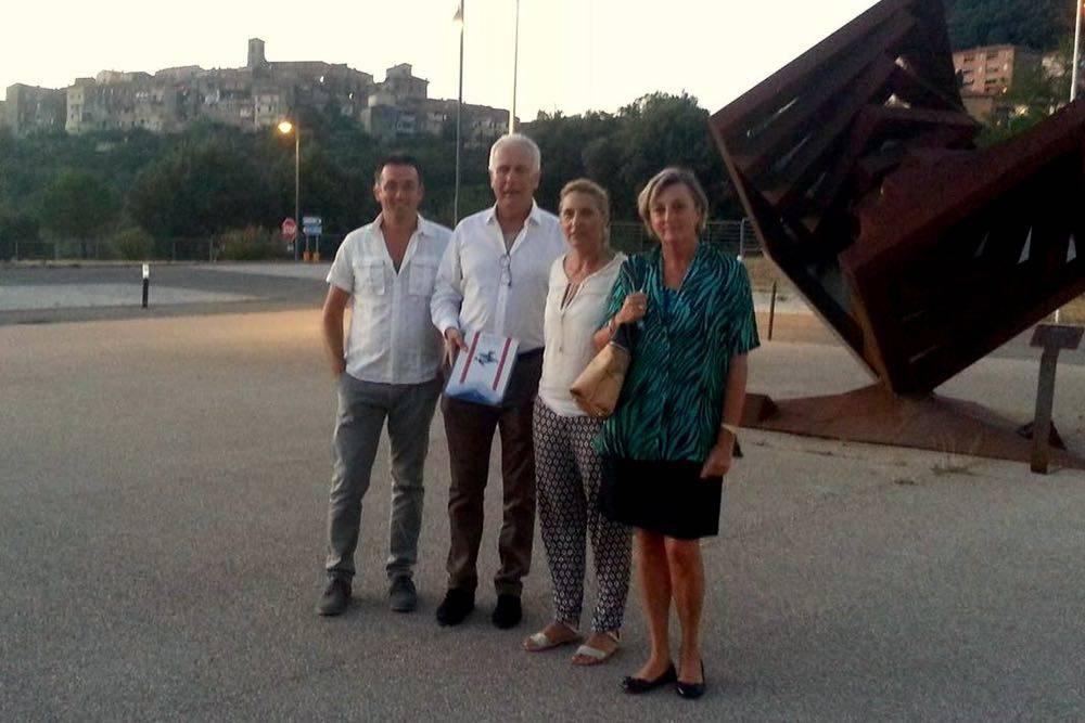 Visita Parco Presidente Giani