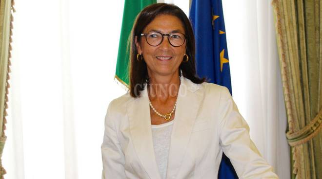 Cinzia Teresa Torraco (prefetto)