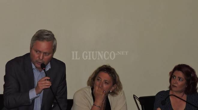 consiglio orbetello Luca Aldi